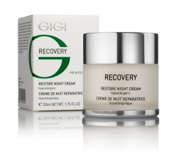Ночной восстанавливающий крем  Recovery Restore Night Cream